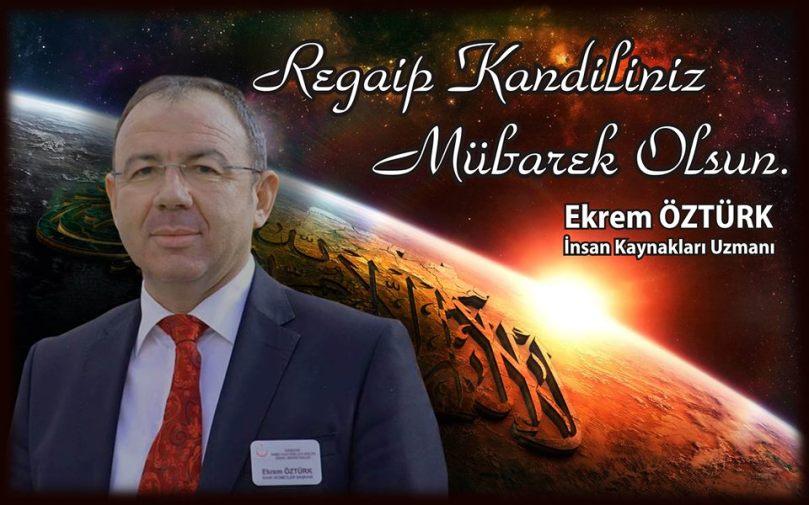 Regaip Kandilimiz Mübarek Olsun...