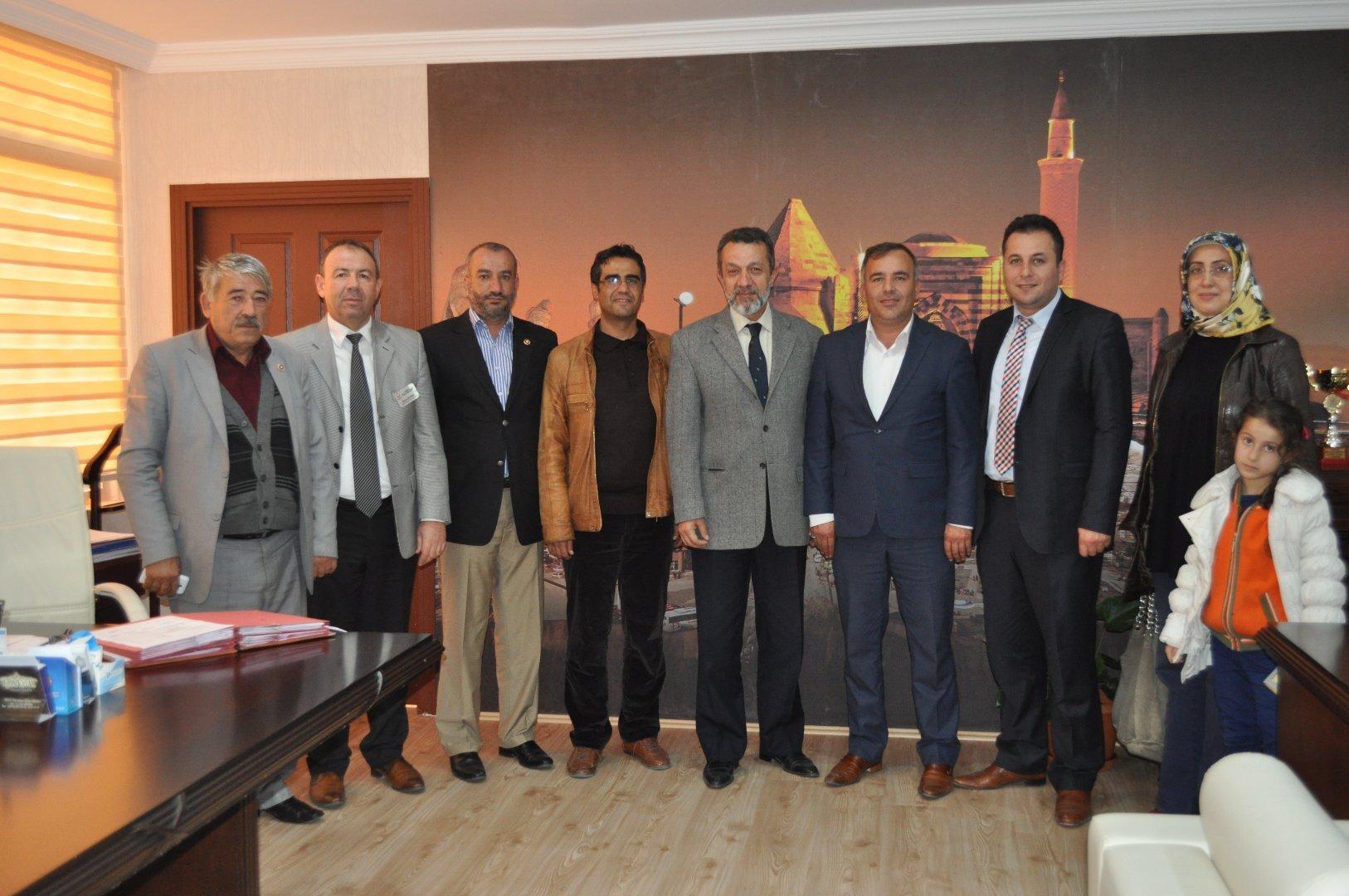 il genel meclis üyeleri ile